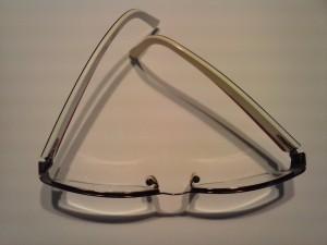 Gafas arregladas