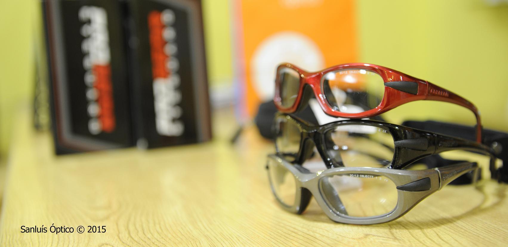 Gafas de proteccion deportiva graduadas en Bertamirans