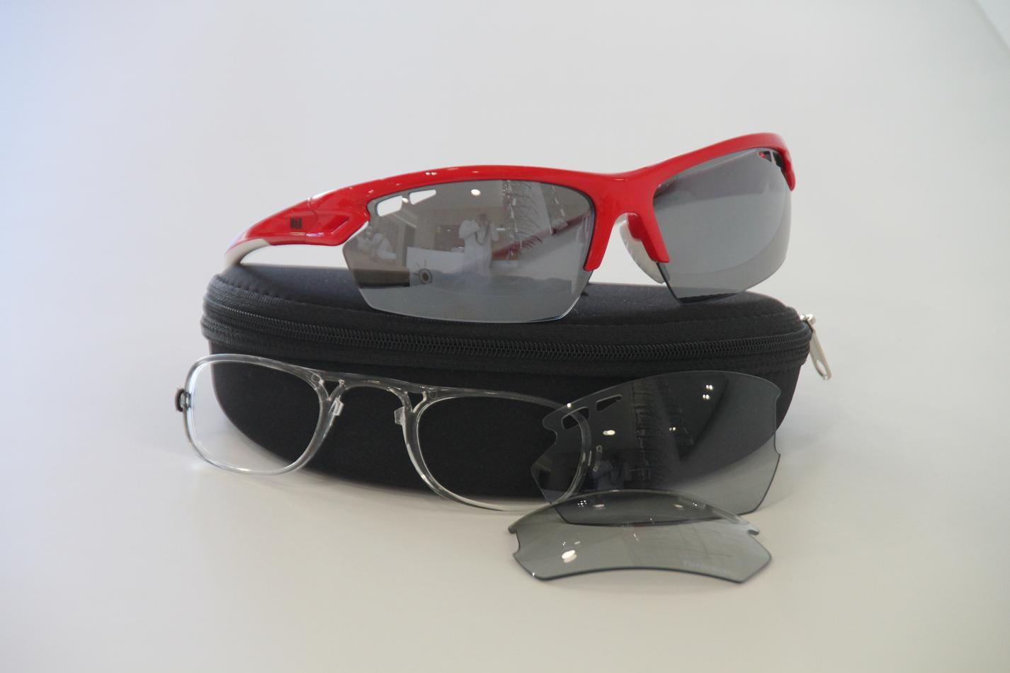 6691f84a17 Comprar gafas de ciclismo graduadas y sin graduar   Sanluis Optico